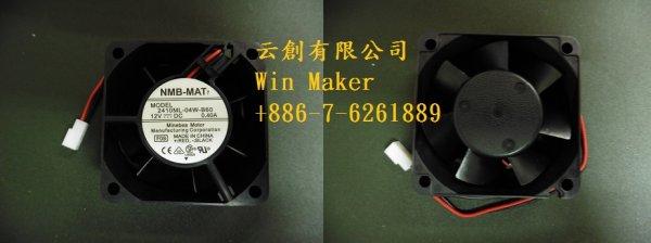 2410ML-04W-B60風扇-云創有限公司
