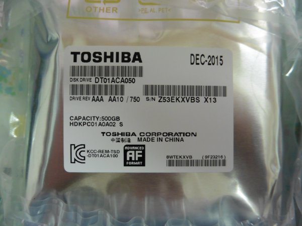 3.5吋硬碟500G-云創有限公司