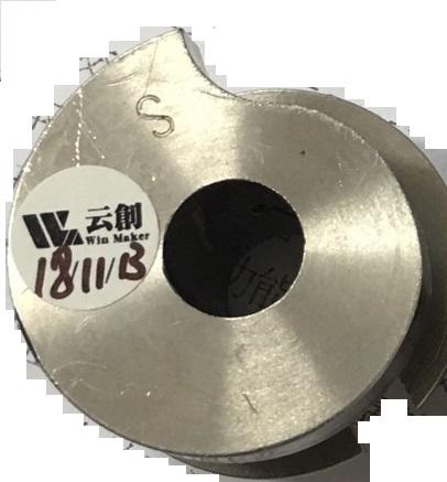 CAM,CLAMP SLIDER Modification-云創有限公司